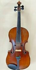 Old French Violin Guillaume BARBEY, Paris 1749 YOUTUBE Sample!