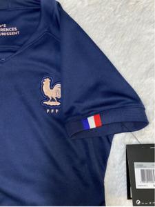Nike France FIFA 19 World Cup Home Women Jersey Soccer Blue AJ4394
