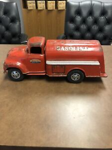 Tonka 1957 Gasoline Truck - In Nice Original Shape!