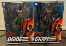 1X GI JOE CLASSIFIED ROADBLOCK COBRA ISLAND TARGET EXCLUSIVE