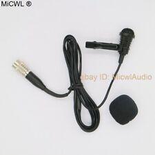 e30 Clip Lavalier Lapel Cardioid Microphone For Audio Technica Raido Mics System