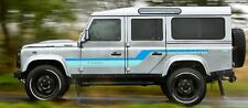 LAND ROVER DEFENDER 110 Aftermarket DECAL Stripes Sticker SET landrover