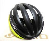 Giro Cinder MIPS Cycling Helmet Matte Black Highlight Yellow Small