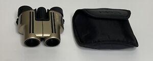 Minolta Activa Compact Binoculars 8 x 25 6° Long Eye Relief Multi-Coated BaK4.