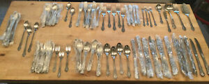 """Distinction Deluxe Stainless by Oneida HH """"Kennett Square"""" (144) Pieces for (19)"""