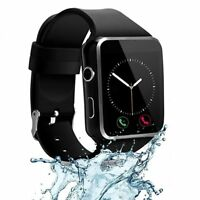 Latest Bluetooth Smart Watch with Camera Text Call Mic for LG G7 ThinQ