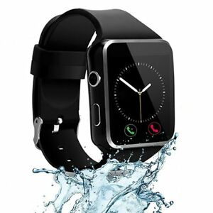 Latest Bluetooth Smart Watch with Camera for Samsung Galaxy S20 / S20+ / Ultra