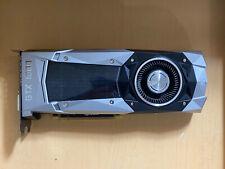 NVIDIA GeForce GTX 1080 Founders Edition, 8GB GDDR5X PCI Express 3.0 Graphics Ca