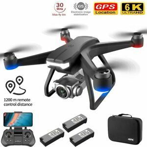 F11 PRO GPS Drone 4K Dual HD Camera Professional Aerial Photography Brushless