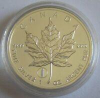 Kanada 5 Dollars 2012 Maple Leaf Schiefer Turm von Pisa Privy 1 Oz Silber