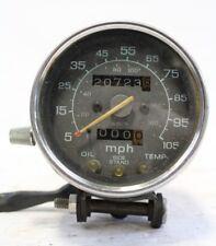 1988-2000 Honda Shadow VT600 Speedometer VT 600 20K Miles Speedo Chrome