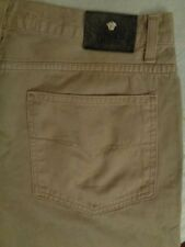 VERSACE Jeans Couture khakis men's size US 36 cotton made in Italy  50