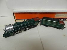 LIONEL 6-8309 FAMOUS AMERICAN RAILROAD 2-8-2 SOUTHERN STEAM ENG/TENNER   BOXED
