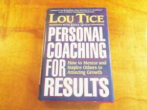 Personal Coaching for Results:How to Mentor and Inspire Others To...Free ship
