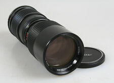 85-205MM F 3.8 M42 W/FRONT,REAR CAPS
