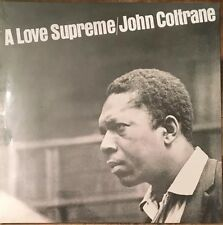 John Coltrane - A Love Supreme LP [Vinyl New] Gatefold (Impulse!) Jazz Classic
