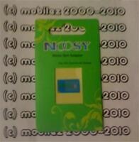 BLUE ☆Noosy☆ Micro SIM Card Holder/Adapter/Converter For Apple iPad 1/2/3/4 SIM