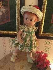 "Effanbee Patsy Doll 13""  Reproduction CUTE!"