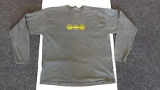 SNOWBOARDS 99 Vintage 1990s long sleeve T-Shirt XL?, old navy, Gray