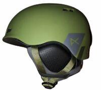 Anon Rodan Snowboard Helmet Army Green Matte Olive Mens Small S Snow Ski Burton