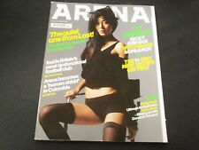 2006 OCTOBER ARENA MAGAZINE - YUNJIN KIM FRONT COVER - UK FASHION - O 6223