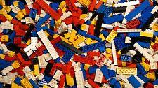 00001 LEGO® -200 verschiedene Basic-Steine bunt gemischt Konvolut (kein Kg Kilo)