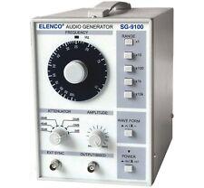 Audio Signal Generator: Model: SG9100