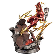 DC COMICS - Justice League New 52 - The Flash Polystone Statue Sideshow