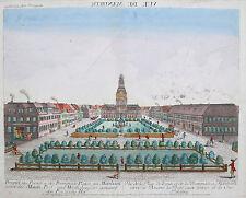 Original vor 1800 Ansichten & Landkarten von Baden-Württemberg