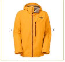 Mens The North Face FuseForm 3L Brigandine Ski Snowboard Jacket yellow medium m