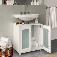 Meuble sous-lavabo, armoire de bain, meuble sous vasque, meuble de salle de bain