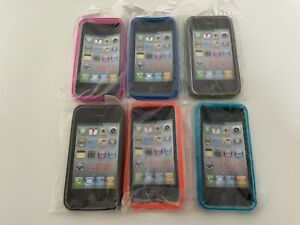 SLIM TPU GEL BACK PROTECTOR CASE COVER FOR APPLE IPHONE 4/4S