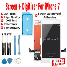 A1778 Replacement Apple iPhone 7 LCD Screen 3D Touch Digitizer Assembly - White