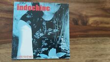 INDOCHINE JUSTE TOI ET MOI SINGLE CD 1999 2 TITRES