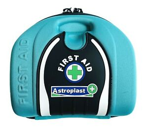 Astro-Padded Travel First Aid Kit with over 30 items,Belt loop back, Home/Travel