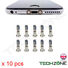 10 x Bottom Screws Pentalobe Silver Screw set for Apple iPhone 6 & iPhone 6 Plus