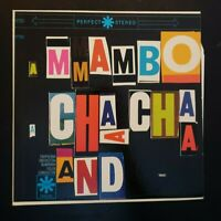 "Tropicana Orchestra ""A Mambo, A Cha Cha And You"" Vinyl Record LP Alminana Soler"