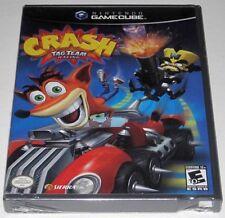 Crash Tag Team Racing  (Nintendo, GameCube) ..Brand NEW!!