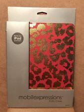 Mobilexpressions Folio Case Ipad & Ipad 2 ME2004 Pink Leopard Print