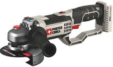 Porter-Cable PCC761B Cordless Cut-Off Grinder, 20 V, Li-Ion, 4.0 Ah 8500 8218505