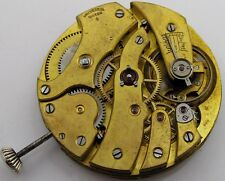 Universal 17 jewels quality Pocket Watch movement for parts ... HC 44.2 mm