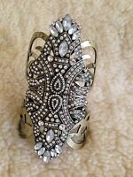SAMANTHA WILLS HEART OF ARIES CUFF Bridal Cuff Bangle Brand New Rrp$229