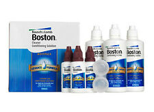 Bausch Lomb Boston Advance Hard & Rigid Gas Permeable RGP Contact Lens Solution