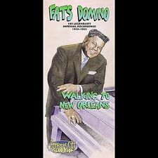 Walking To New Orleans [4 CD Box Set], Fats Domino, Very Good Original recording
