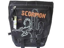 Rucksack Scorpion schwarz Schulrucksack Ranzen BAG STREET Schule Schulranzen