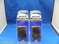 TWO Marlin 25 Magazine Mag 7 Round  22 .22LR Long Rifle Models 80 780 20 25 CLIP