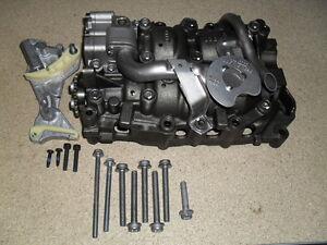 VW Passat 3C 2,0TDI BMP BKP Motor Ausgleichswellenmodul Kettenantrieb Überholt