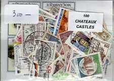 CHATEAUX 100 timbres différents