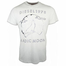 Diesel Crew Neck Big & Tall T-Shirts for Men