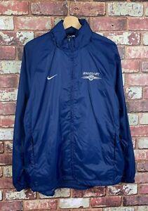 Nike Mens Seacoast Utd Lightweight Hooded Jacket Medium  J75